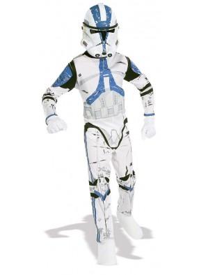 Детский костюм клона-дроида
