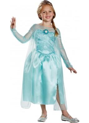 Детский костюм Королевы Эльзы