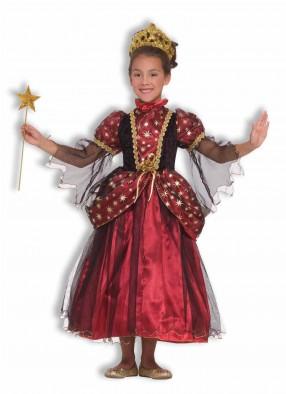 Детский костюм королевы Звезд