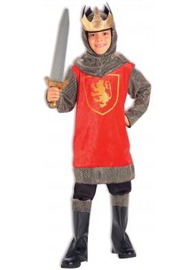 Детский костюм короля-воина