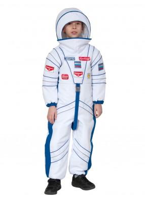 Детский костюм космонавта с капюшоном