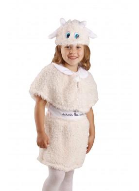 Детский костюм козочки