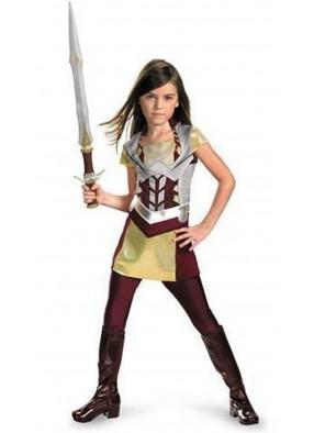 Детский костюм леди Сиф из Тора