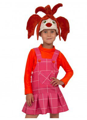 Детский костюм Лизы