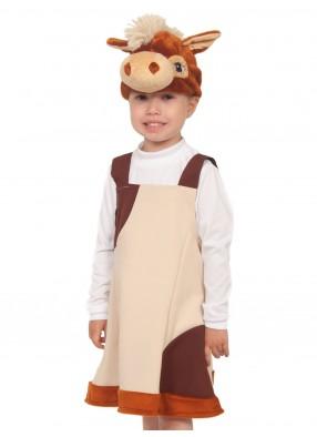 Детский костюм лошадки