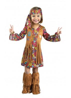 Детский костюм маленькой хиппи фото