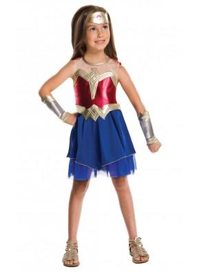Детский костюм маленькой Вандервуман