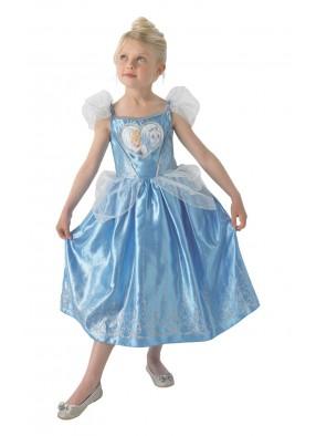 Детский костюм милой Золушки фото