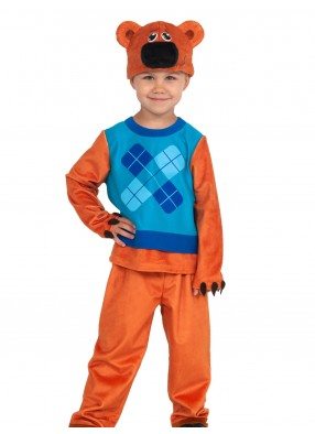 Детский костюм мишки Кеши из серии Мимимишки