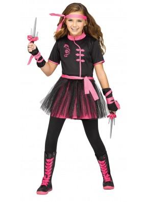 Детский костюм Мисс Ниндзя фото