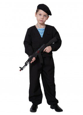 Детский костюм морпеха