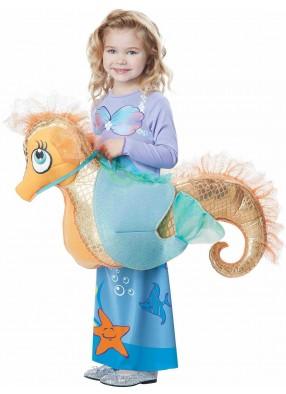 Детский костюм морской наездницы фото