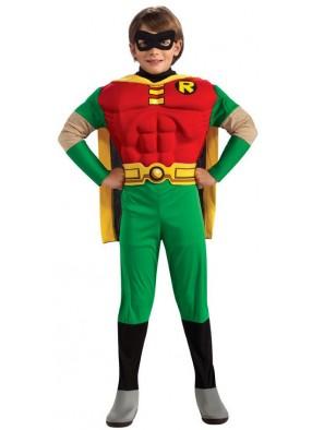 Детский костюм мускулистого Робина