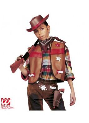 Детский костюм отважного ковбоя