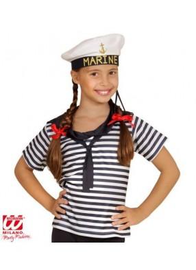 Детский костюм отважной морячки