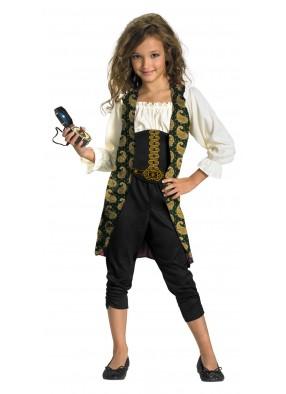 Детский костюм Пиратки Анжелики Тич