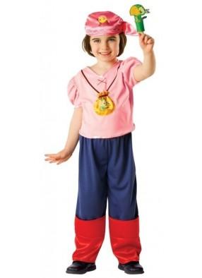 Детский костюм пиратки Иззи