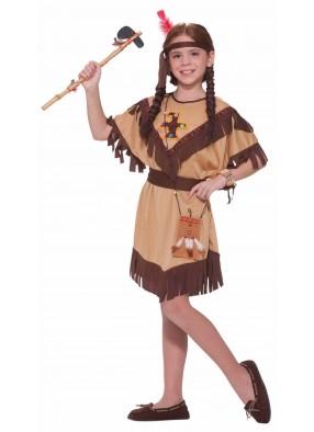 Детский костюм Покахонтас