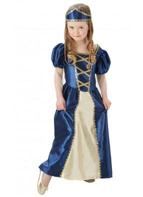 Детский костюм принцессы ренессанса фото