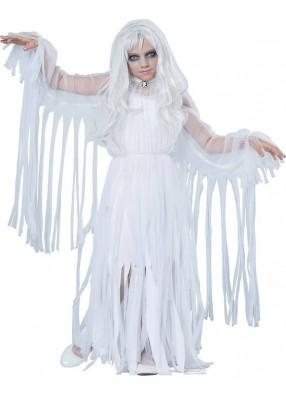 Детский костюм призрачной девочки