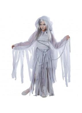 Детский костюм призрака фото