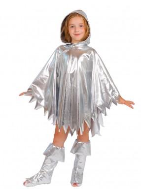 Детский костюм призрака на Хэллоуин