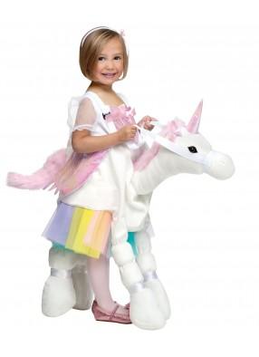 Детский костюм Прогулка на единороге фото