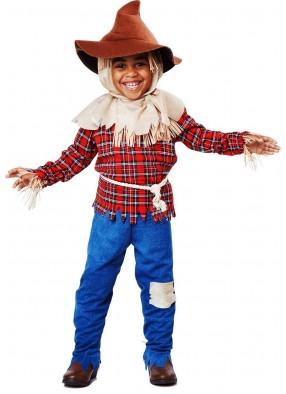 Детский костюм Пугало фото