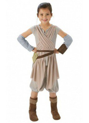 Детский костюм Рей из Звездных войн фото