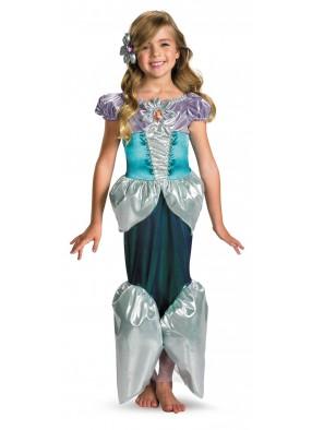 Детский костюм Русалки Ариэль