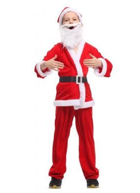 Детский костюм Санта фото
