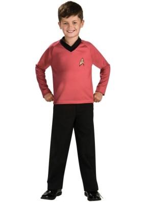Детский костюм Скотти Star Trek