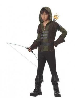 Детский костюм смелого Робин Гуда