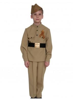 Детский костюм солдата красноармейца