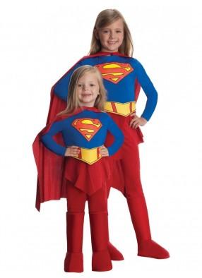 Детский костюм Супергерл Dlx