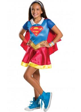 Детский костюм Супергерл