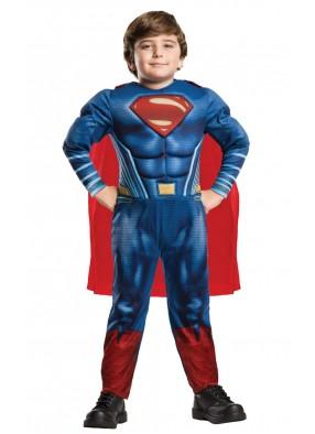 Детский костюм Супермена Делюкс