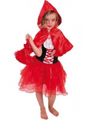 Детский костюм Веселой Красной шапочки 1 фото