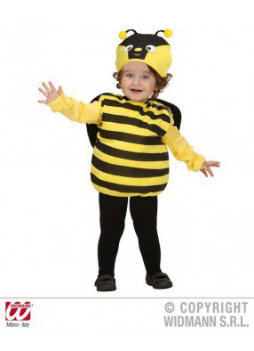 Детский костюм веселой пчелки