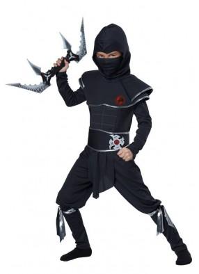 Детский костюм Воина Ниндзя