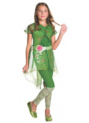 Детский костюм Ядовитого Плюща