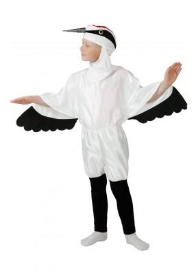 Детский костюм журавля