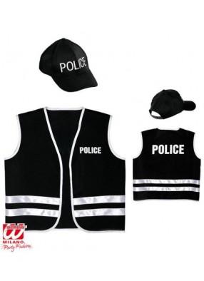 Детский набор для полицейского