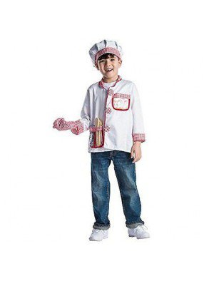 Детский набор повара фото