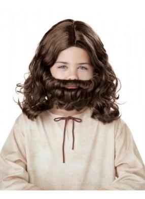 Детский парик Иисуса фото