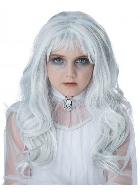 Детский парик призрака