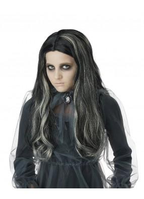 Детский парик ведьмы