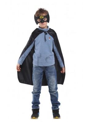 Детский плащ и маска Бэтмена 1 фото