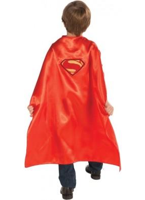 Детский плащ Супермена фото