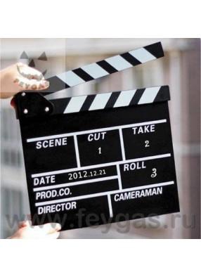Доска для киносъемок 1 фото